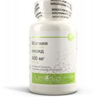Магния оксид 400 мг, таблетки, 60 шт
