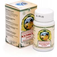 Продукт кисломолочный сухой КуЭМсил Цзамба, таблетки, 60 шт